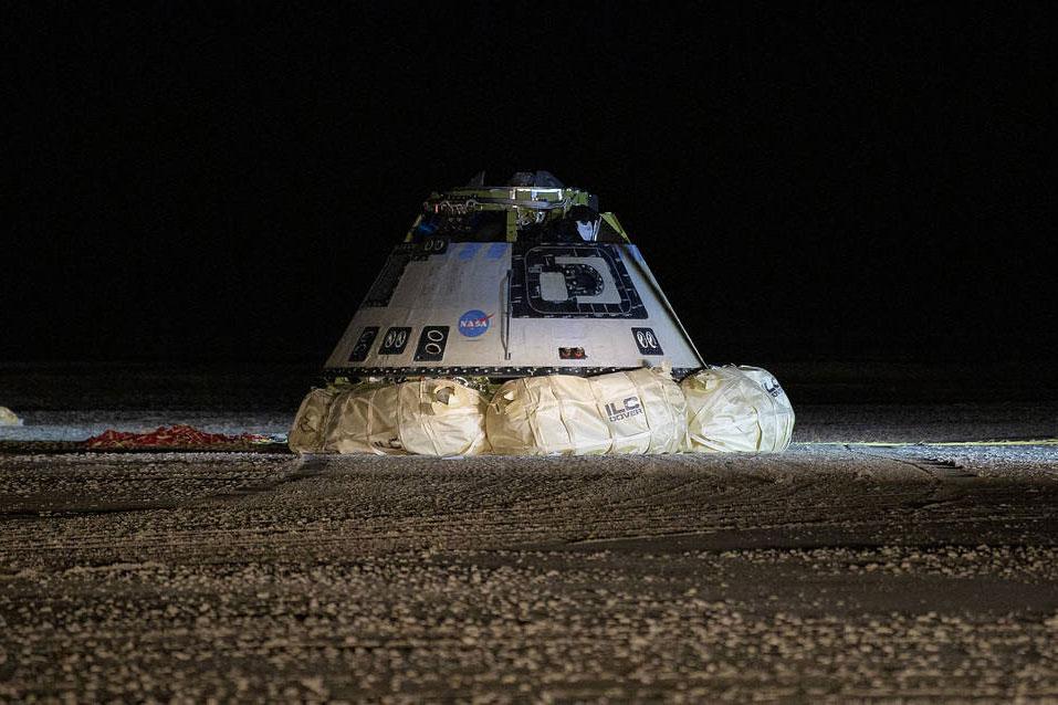 不止SpaceX有技术 波音Starliner宣称其Starliner也很容易翻新