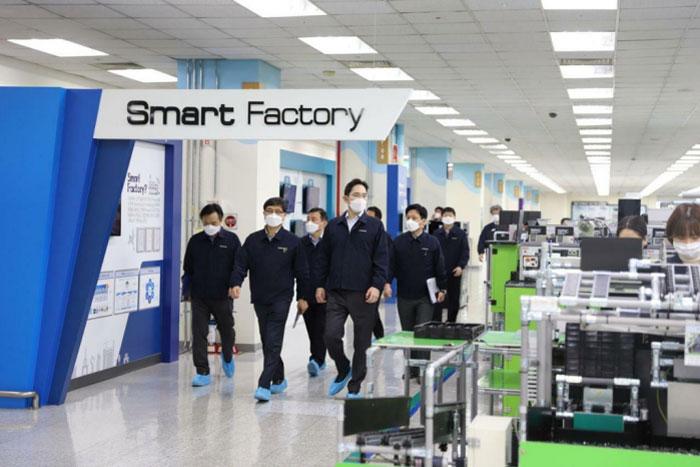 三星再次关闭韩国手机工厂 已有6名员工被感染