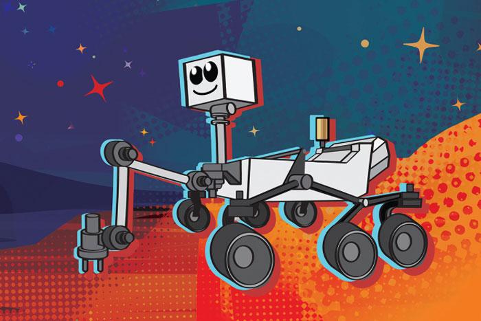 NASA终于要揭晓Mars 2020火星车的正式名字