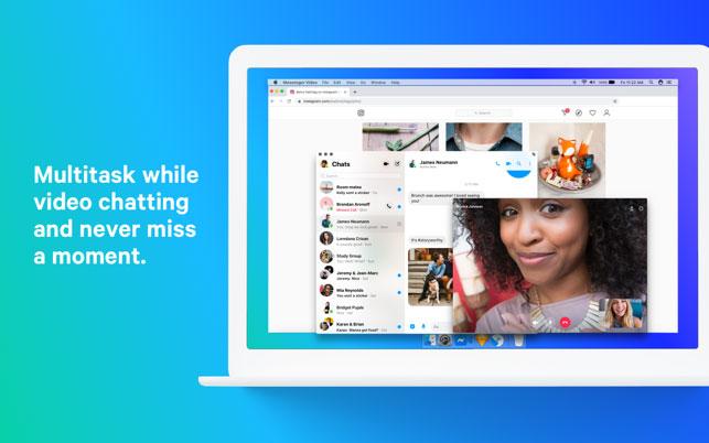 桌面版Messenger已在多个市场的Mac App Store中上架