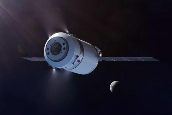 """NASA宣布SpaceX成为Artemis""""门户""""空间站指定货运飞船"""