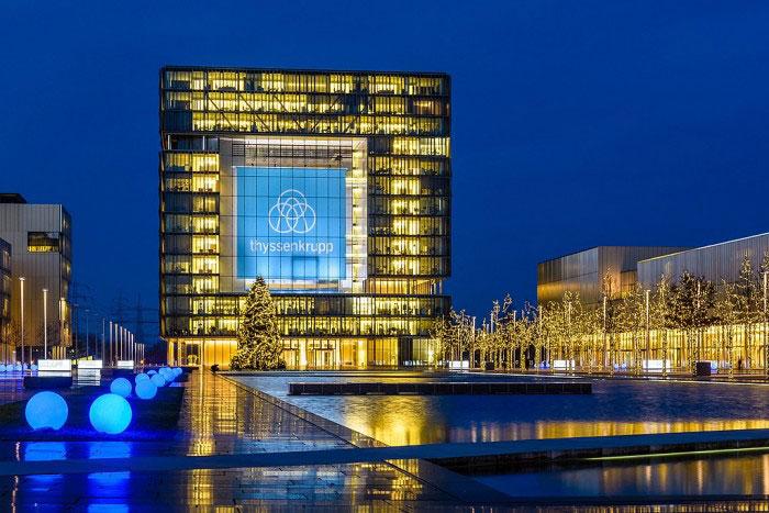 蒂森克虏伯172亿欧元出售电梯业务 巨额交易时代重现