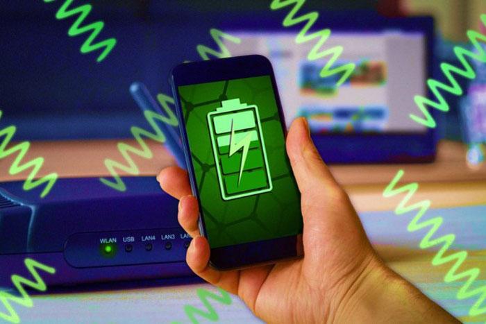 [图]真·无线充电:MIT团队可利用WiFi信号给设备充电