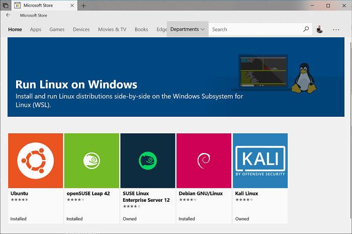 Windows 10 2004将迎来新版Linux子系统