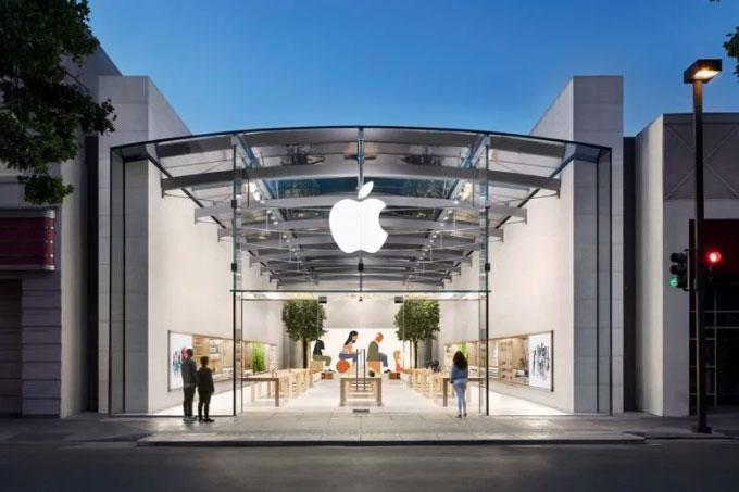 苹果为出现新冠症状的零售员工提供无限期病假