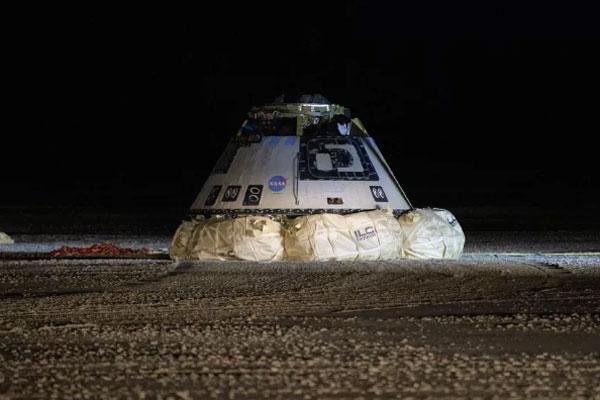 """美国航天局公布波音""""星际客机""""试飞失利调查结果"""