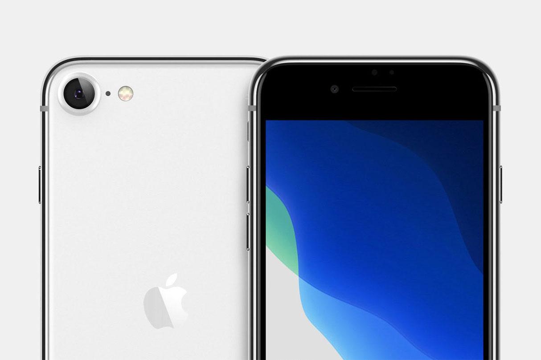 2020 iPhone SE发布日期曝光:4.7英寸无刘海、配A13/3GB