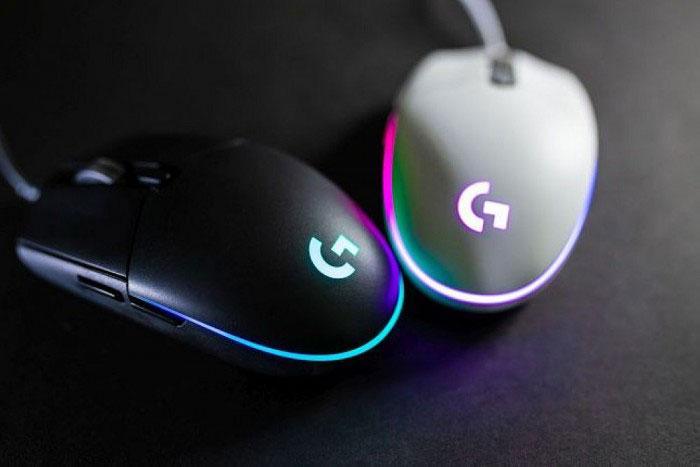 [图]罗技推亲民游戏鼠标G203 LIGHTSYNC RGB 售价40美元