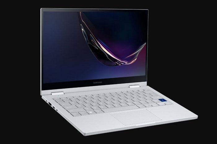 三星在韩开售Galaxy Book Flex Alpha变形本 采用QLED屏幕