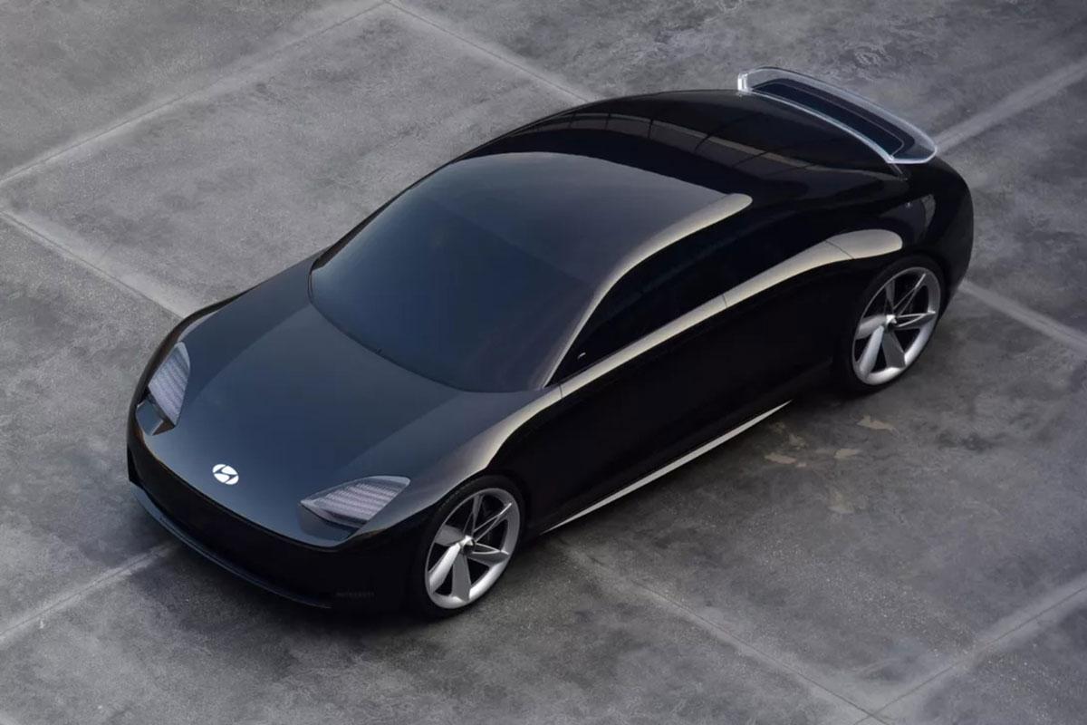 现代Prophecy概念车将推量产版:或取代Ioniq