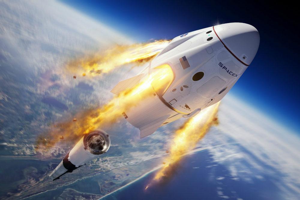 NASA力劝民众不要围观SpaceX的首次载人发射