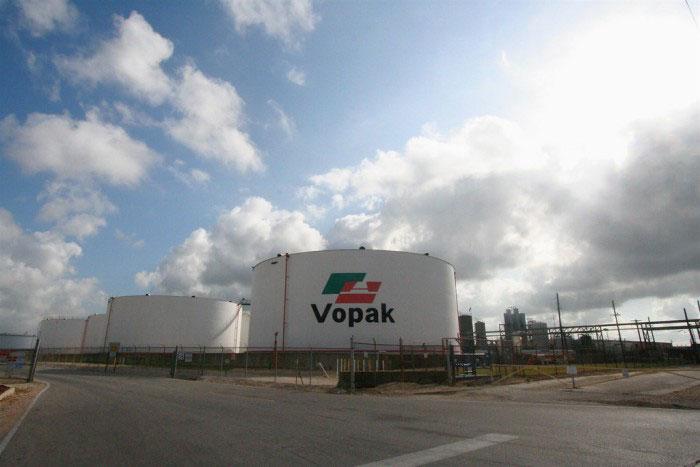 世界最大的石油存储公司称几乎所有空间都已售出