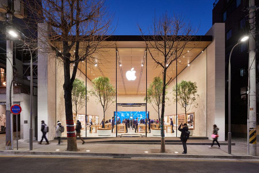 苹果周四发布第二财季财报:中国市场是亮点