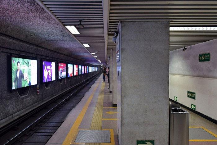 中国最老地铁站今起封站:明年底新貌亮相