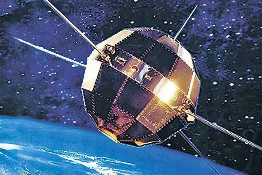 东方红1号为何能在轨飞行50年 比美苏首颗卫星都先进