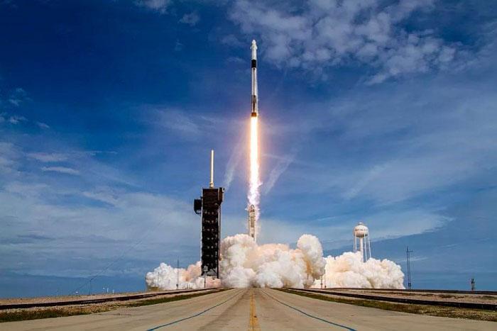 [图]美国首次载人太空飞行5月底发射 NASA局长:请网络观看