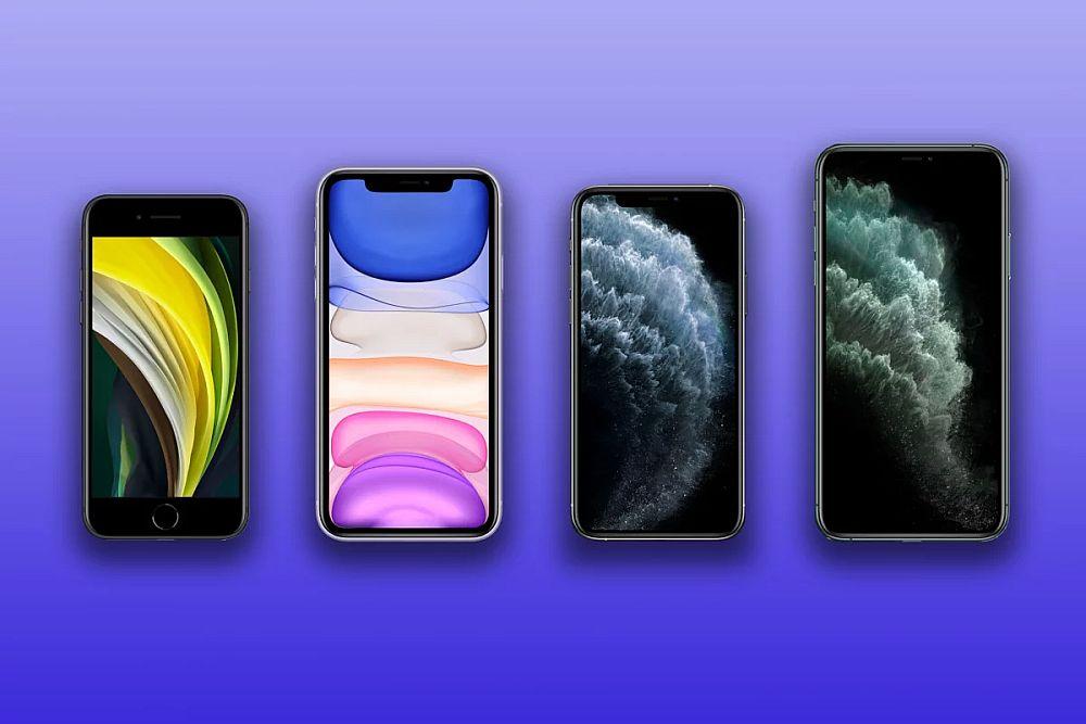 [图]iPhone SE 2值得入手吗?和iPhone 11系列横向对比