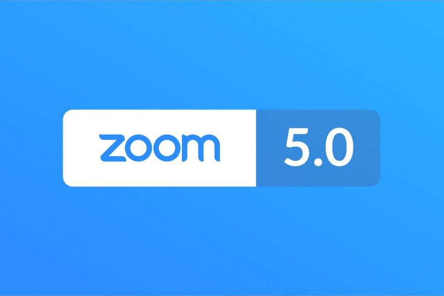 云视频会议软件Zoom发布5.0大版本更新 引入更多安全特性