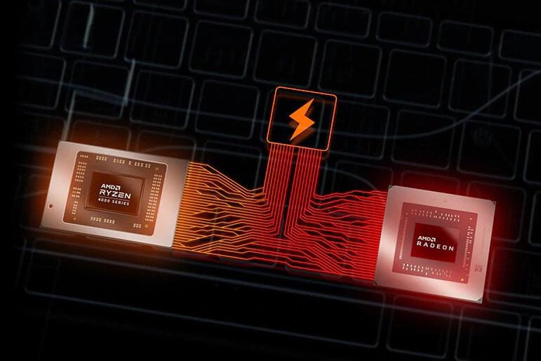 AMD 7nm锐龙游戏本喜迎AMD显卡:独门绝技加持