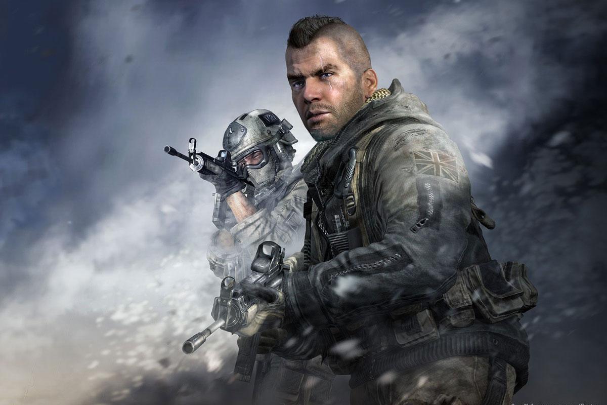 发售4天后:《使命召唤:现代战争2》重制版被黑客破解