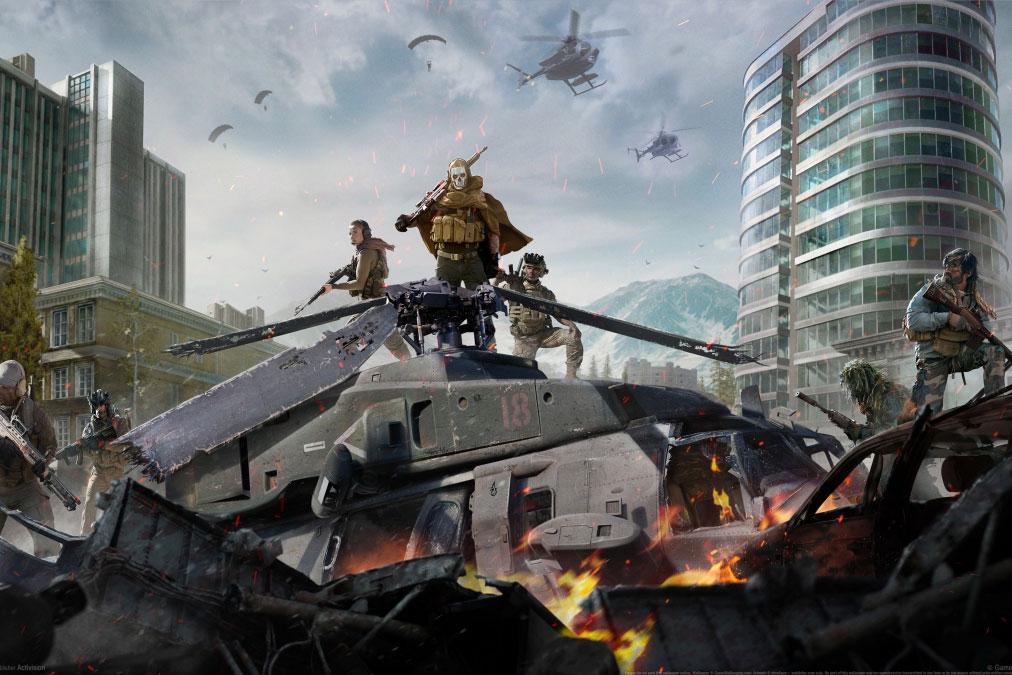 终于可以神仙打架了!《使命召唤:战区》将对亚太地区玩家进行锁区