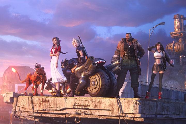 《最终幻想七 重制版》成为电子游戏创纪录月份