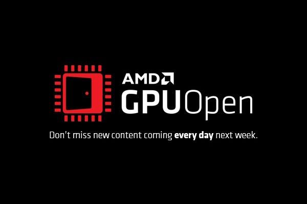 """""""海飞丝""""后继有人!AMD大力支持GPUOpen项目:天天有新内容上线"""