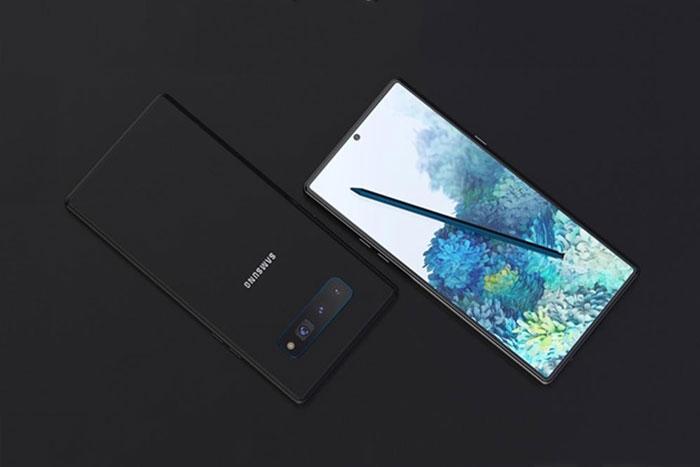 三星Galaxy Note 20偷跑:120Hz屏 支持自适应刷新率