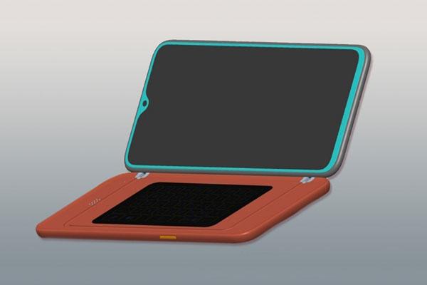 OPPO申请手机保护套全新专利 自带QWERTY全键盘