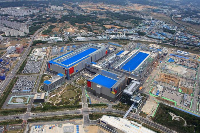三星正在韩国建造第二个5纳米工厂