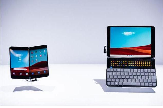 微软双屏安卓旗舰Surface Duo最快年底上市:短板明显你有爱吗