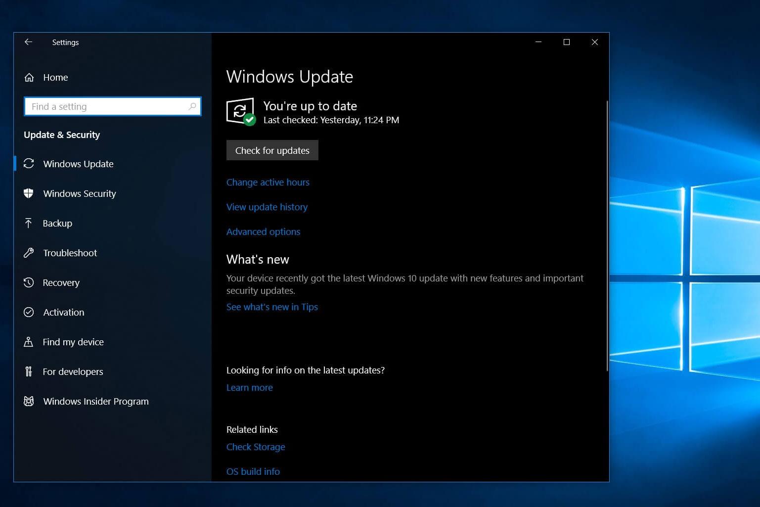 英特尔为windows 10更新wi-fi和蓝牙驱动程序