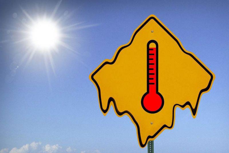 多地气温突破历史极值!中科院:高温天气的提前是一种趋势