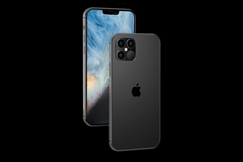 苹果iPhone 12系列智能手机最新渲染图曝光