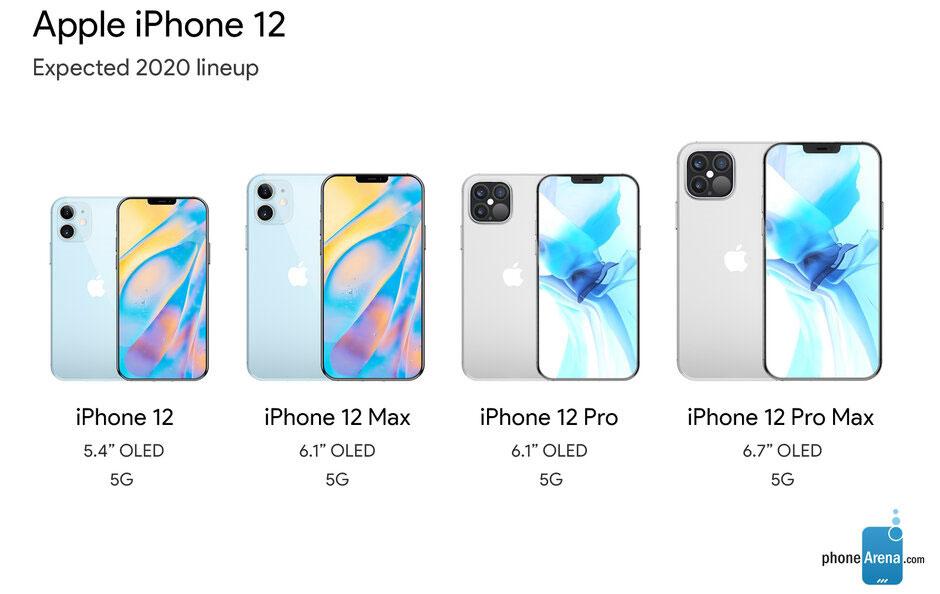 iPhone 12高低配差异曝光:苹果在5G基带上动手脚