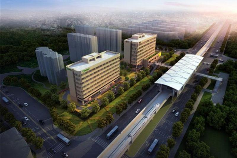 扎哈-哈迪德建筑事务所计划打造上海最绿色的建筑