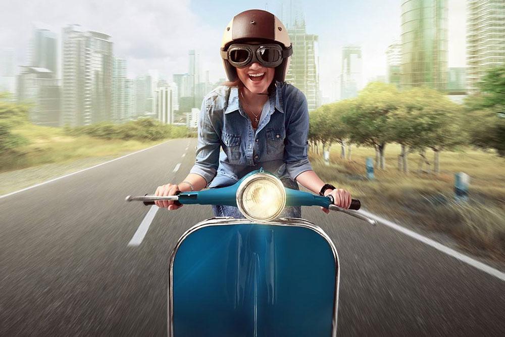 6月1日起全国不戴头盔骑电车将被严查!网友:电商头盔一天一涨价