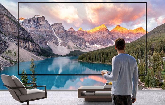 三星电视销量连续14年全球称王:今年一季度份额达历史新高