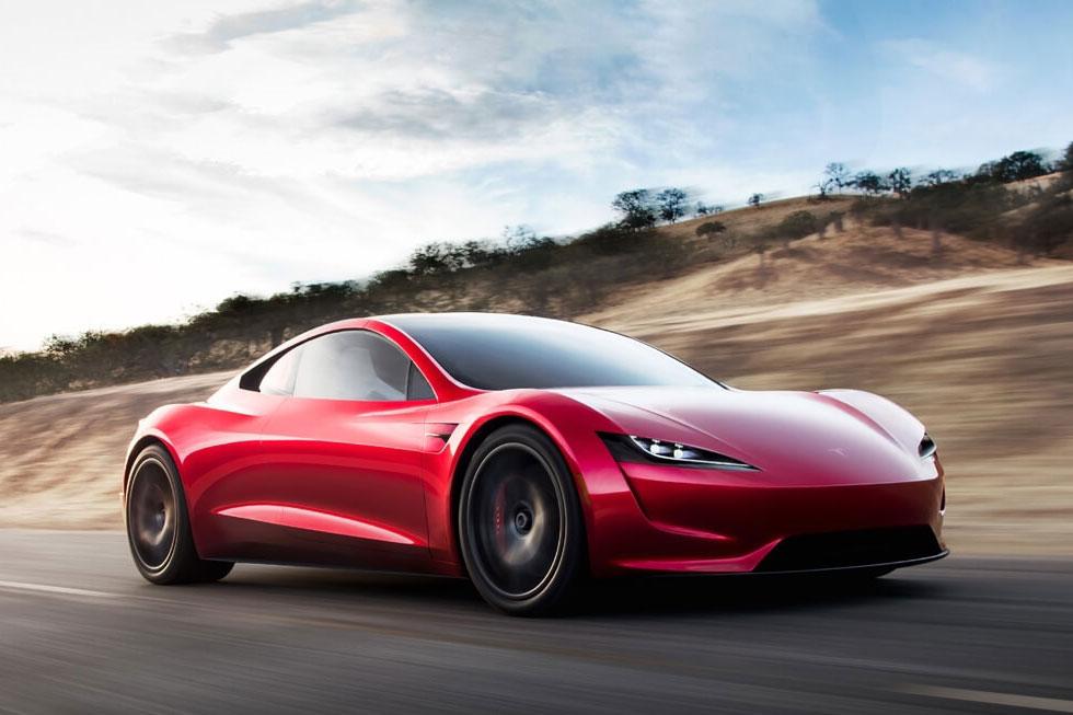 布加迪侧目!特斯拉Roadster破百仅需1.1秒 加速史上最快