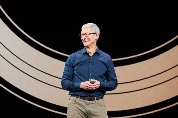 年薪9亿 苹果CEO库克明年合同到期 网友喊话小米、雷军挖人