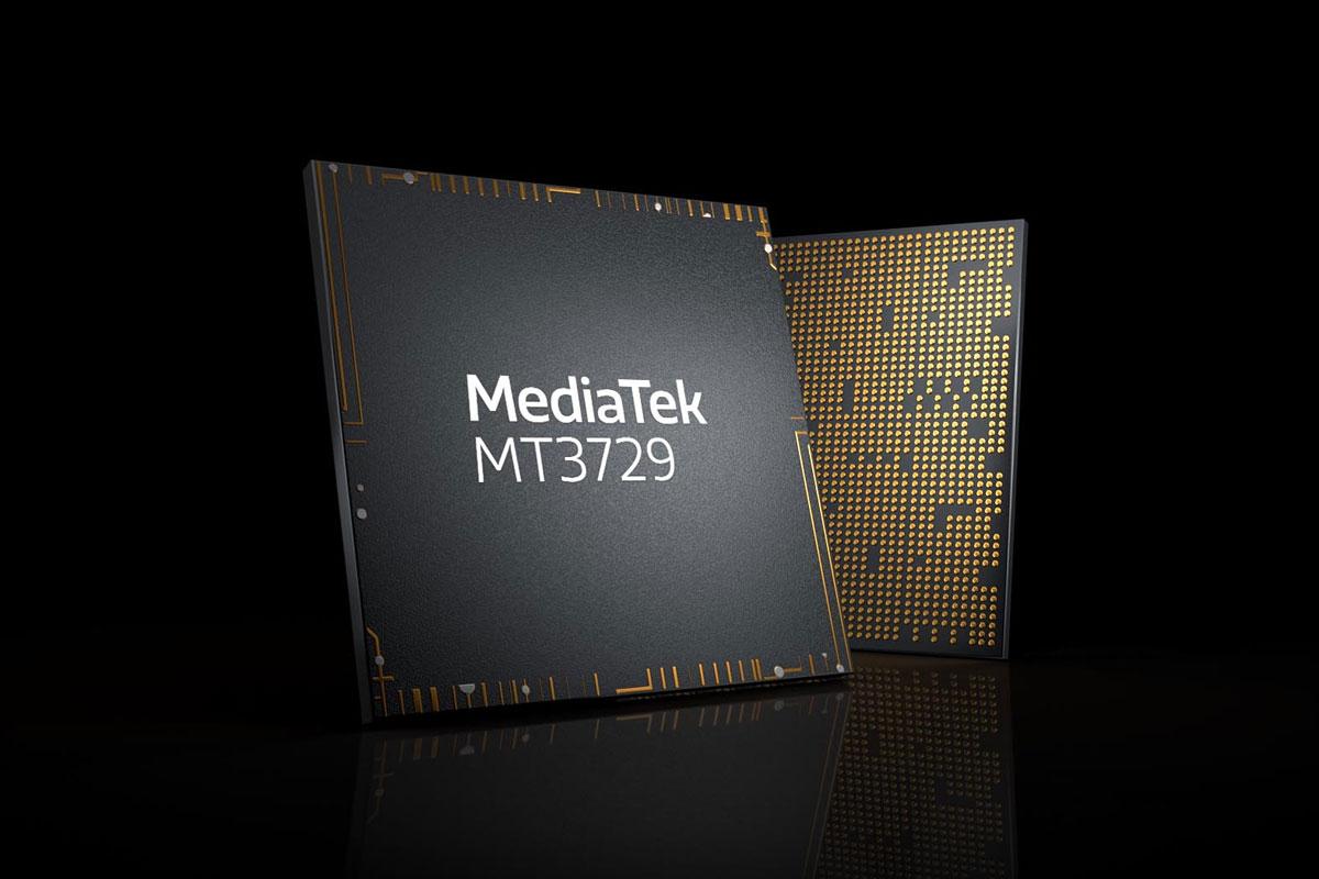80万兆!联发科发布超低功耗收发器MT3729