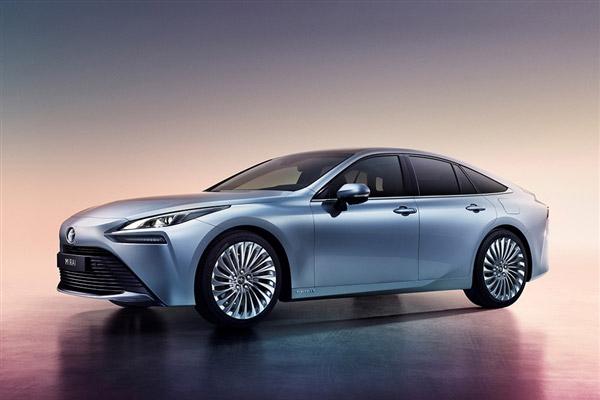 丰田二代氢燃料电池车Mirai将国内首亮相:续航大增30%