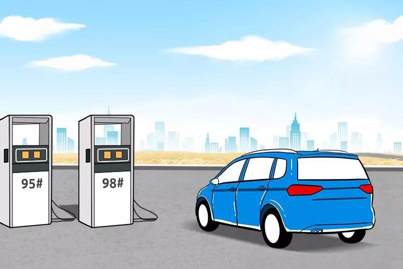 92、95、98号汽油可以混加?中石油:跨标号加油很危险
