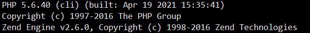 Linux服务器将PHP5.6升级到PHP7.4的方法